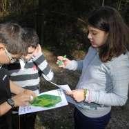 Orienteering al Parco Le Busatte di Torbole sul Garda