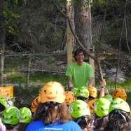 Attività al Parco Le Busatte di Torbole sul Garda